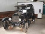 Model T Ford - Kampala Museum