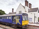 Pacer 142070 at Topsham