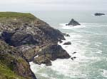 Dinas Head, the Bull and the Quies