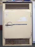 An Electrolux Gas Fridge