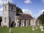 St Mary's Long Crichel