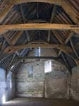 The Interior of the Tithe Barn