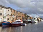 Exeter Canal Basin