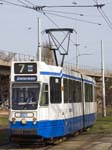 Tram 7 at Flevopark