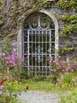 Gateway  in the Walled Garden - Ilnacullin