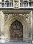 Bath Abbey West Door