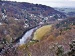 Symonds Yat West from the Rock