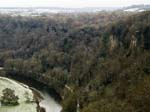 From Symonds Yat Rock