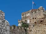 The Moorish Walls and Castle