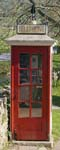 A Type K1 Telephone Box