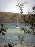 Windsurfer Carsington Water