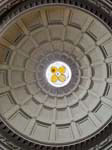 The Pantheon Ceiling
