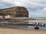 Cowbar and Staithes Beach