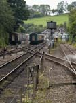 Leaving Main Line Grosmont