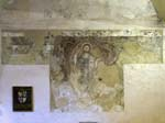 13th Century Mural in the Refectory