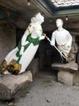 Figureheads of the River Lune and Friar Tuck