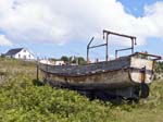 The Old Boat on The Gugh