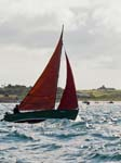 Sailing Dinghy Osprey