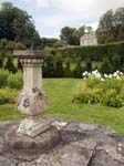 The Sundial and Phlox Garden