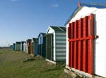 Beach Huts Hayling Island