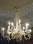 The Chandelier in the Dining Room