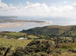 The Dovey Estuary from the Panorama Walk
