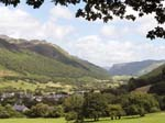 Abergynolwyn from near the Talyllyn Railway