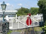 Pendre Level Crossing