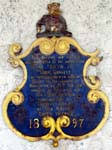 Shelter Plaque