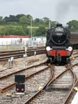 The Cathedrals Express Arrives