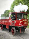 The Darch Sentinel Steam Lorry