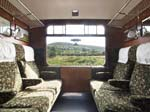 First Class Compartment Bulleid Coach