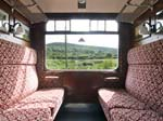 Third Class Compartment Bulleid Coach