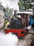 Hunslett Steam Engine Jerry M