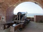 A Cannon Fort Victoria