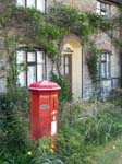 Dorset's Oldest Postbox