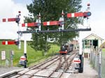 Signals Pinesway Junction