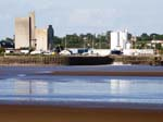 Sharpness from Lydney Harbour