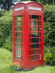 A Disused Telephone Box