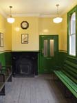 The Waiting Room, Ropley Station