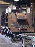 34105 Swanage Tender Ropley Station Workshops