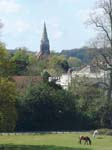 Lyndhurst from Boltons Bench