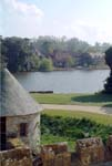Looking across the Beaulieu River