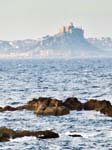 St Michael's Mount from Mousehole