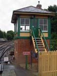 Kingscote Signal Box
