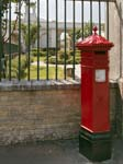 Penfold Postbox Gosport Station