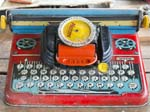 A Mettype Junior Typewriter Toy