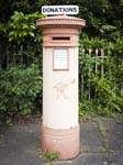 Postbox, Toddington