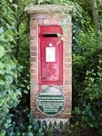 The Postbox Droxford Station