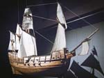 A Model of the Mary Rose